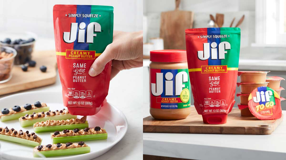 Jif Squeezable Peanut Butter