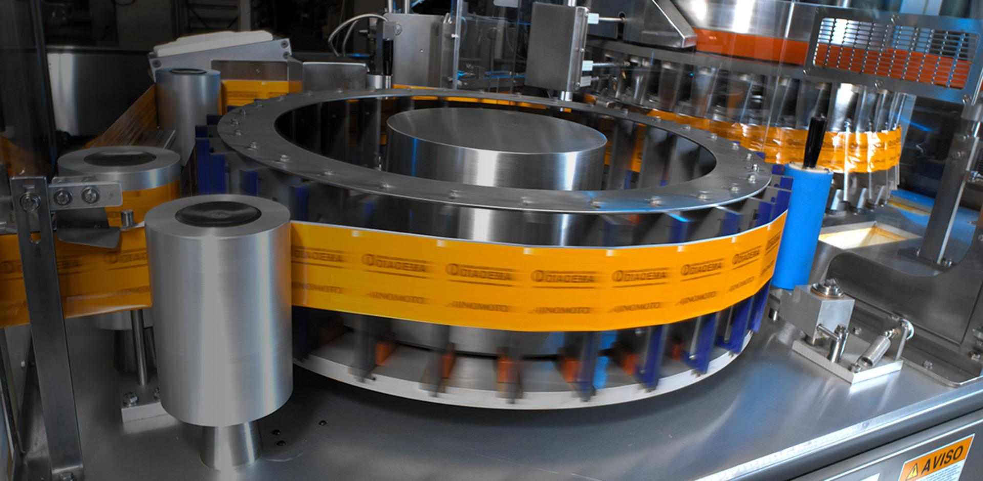 Horizontal Form Fill Seal Equipment